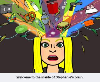 SQJ exploding brain